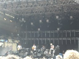 The Kooks from Brighton, England (Sa. 18:35), founded 2004